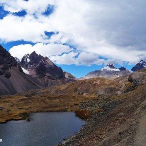 Ausangate trail