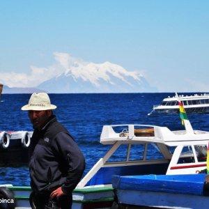 Bolivien au Titicaca - Bolivie