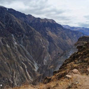 Canyon de Colca - Trek