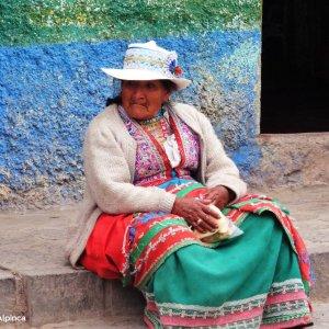 Femme du Colca