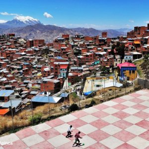 La Paz - Voyage Bolivie