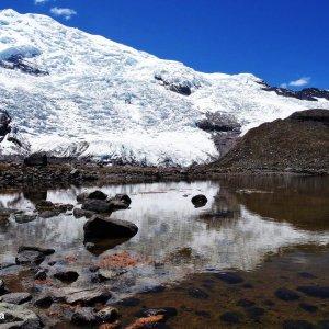 Lagune - Trek de l'Ausangate