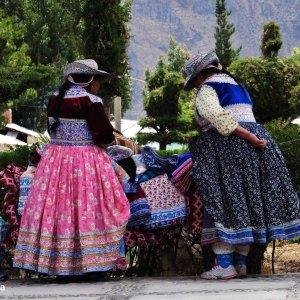 femmes-pérou-canyon-colca
