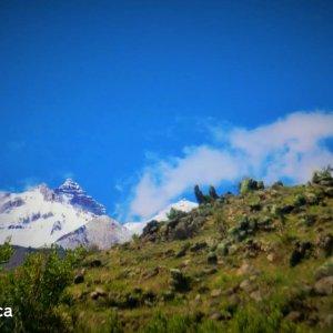 Pyramide du Hualca Hualca - Colca
