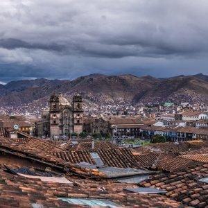 Place des armes de Cuzco