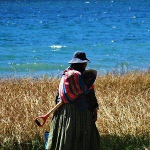 Péruvienne du Titicaca