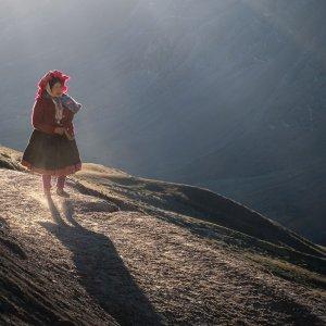 Going to the Rainbow Mountain - Peru