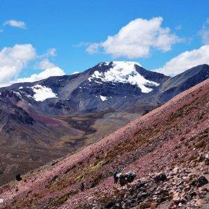 On the way - Trek Ausangate