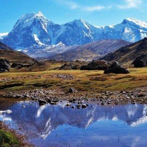 Reflet de montagne - Ausangate