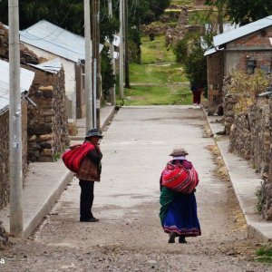 Village - Canyon de Colca