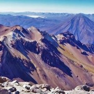 Panorama Volcan Chachani