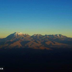 Ampato, Sabancaya et Hualca Hualca