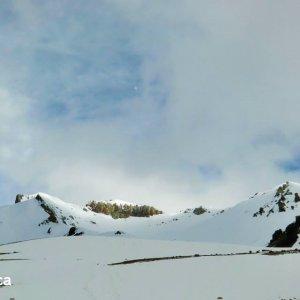 Le sommet du Hualca Hualca - Ascension Colca