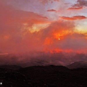 Ascension volcan Coropuna