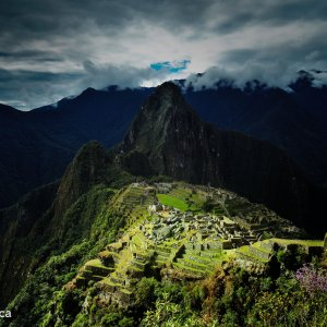 Machu Picchu - Machu Pitchu