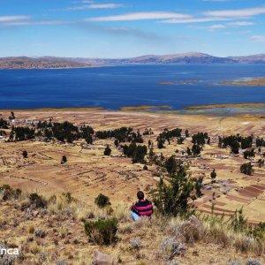 Trek Lake Titicaca