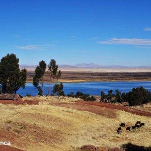 trek titicaca lake