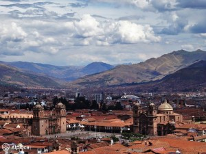 Agence locale au Pérou